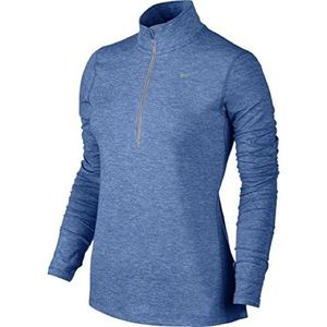 NWT Nike Element Half-Zip Long Sleeve Top